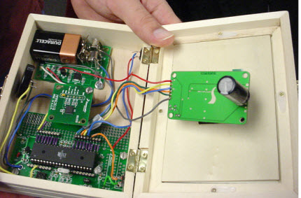 Advanced PIC MIcrocontroller Projects in Uk with Embedded C