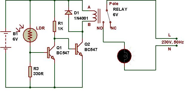 Fine 12 volt photocell wiring diagram ideas electrical circuit wiring a photocell switch diagram daylight saving light sensor wiring diagram wiring diagram asfbconference2016