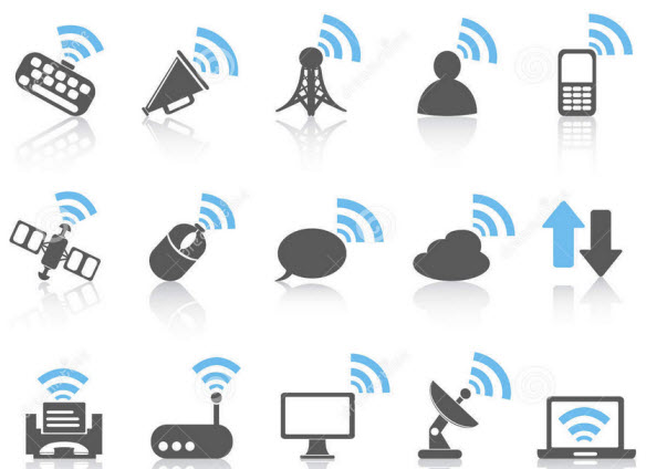 Types of Wireless Communication Systems | Electronic Projects