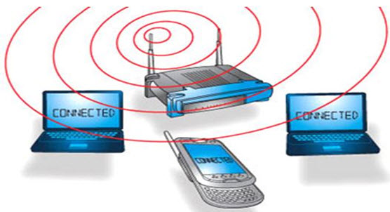 Different types of 2.4 GHz wireless transceiver modules