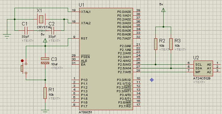 5-Steps for EEPROM Programming and Interfacing