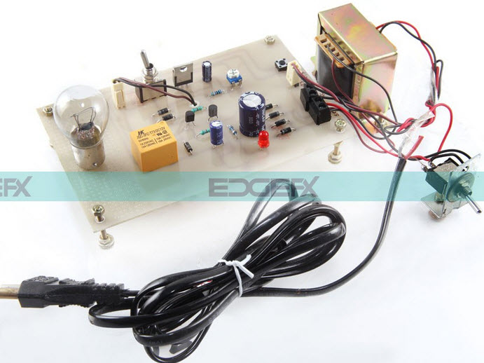 Automatic Switching Power Supply by Efxkits.com