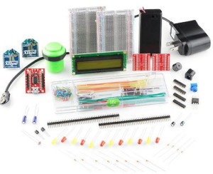 Electronic Project Kits on WSN