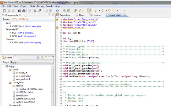 Microcontroller Program Coding