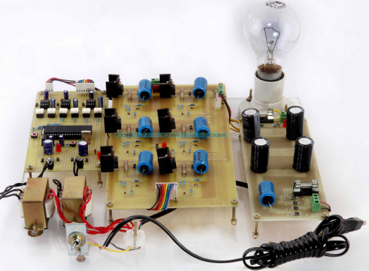 3 Phase Motor Speed Control using SVPWM Technique by Efxkits.com