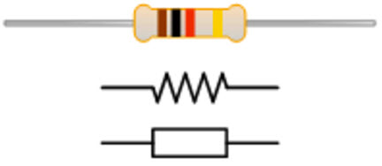Schematic Symbol Of Carbon Resistor: Different Types of Resistors and its Applicationsrh:efxkits.co.uk,Design