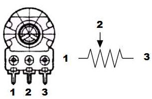 Potentiometer Resistor