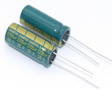 Different types of capacitors and their applications capacitor greentooth Images