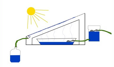 Solar Water Distillation