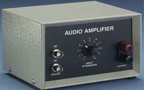 How to Build IC LM386 Audio Amplifier Circuit Working and